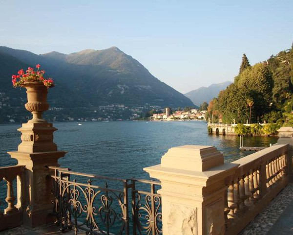 villa tour in como